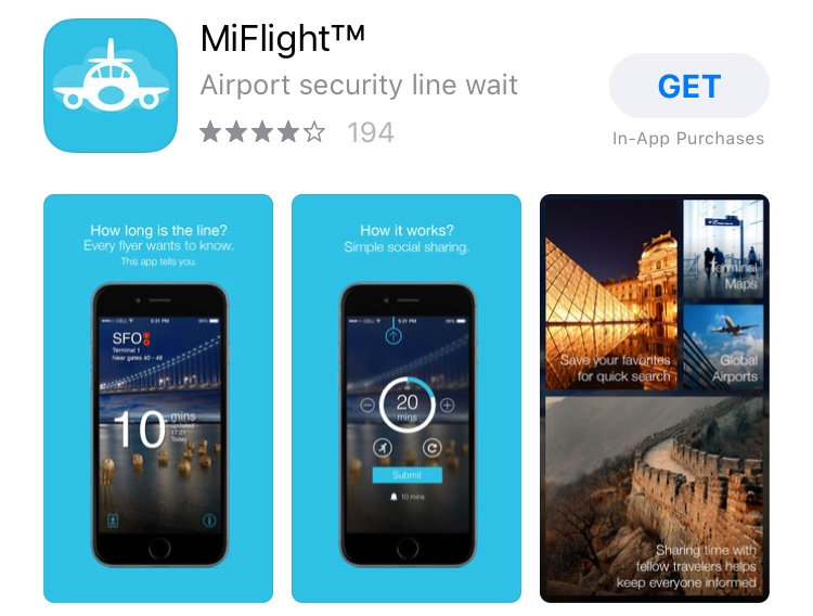 Aplicativo MiFlight