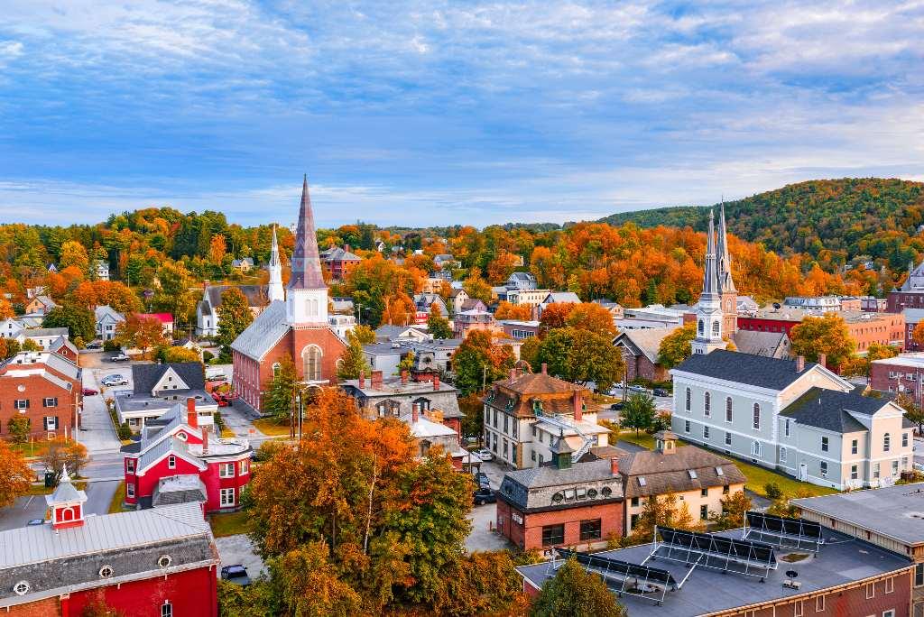 Burlington Vermont