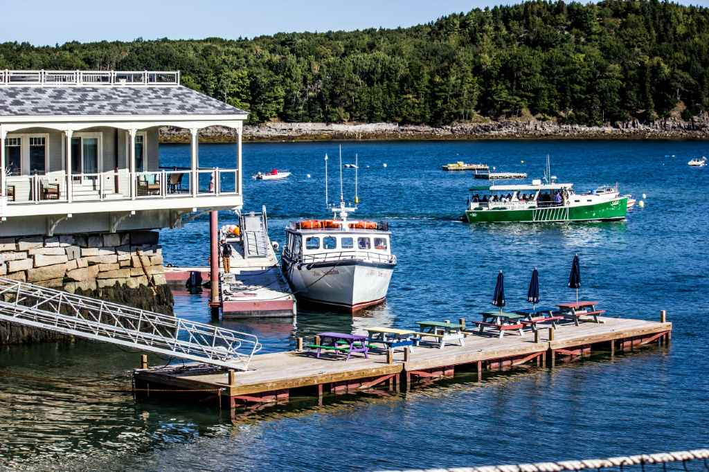 bar harbor maine.