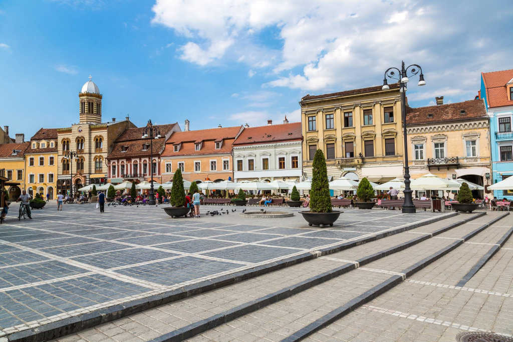 Brasov, Transylvania.