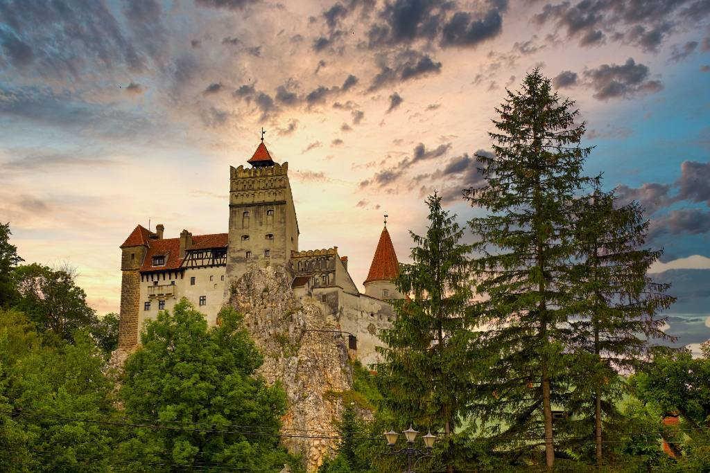 Bran Castle, Transylvania.