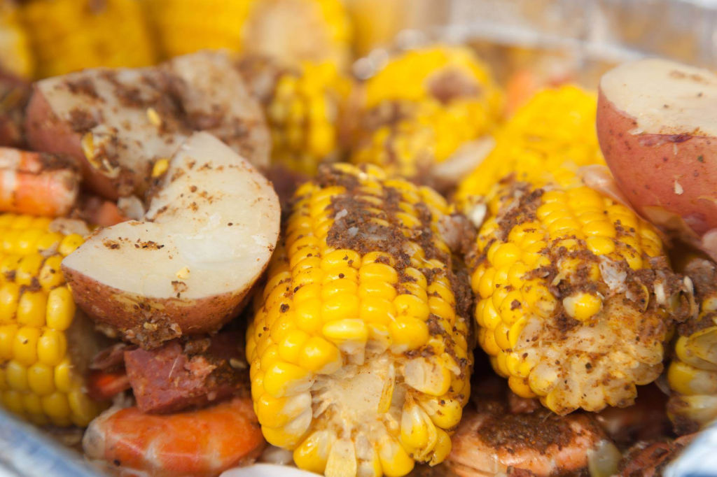Low Country boil.