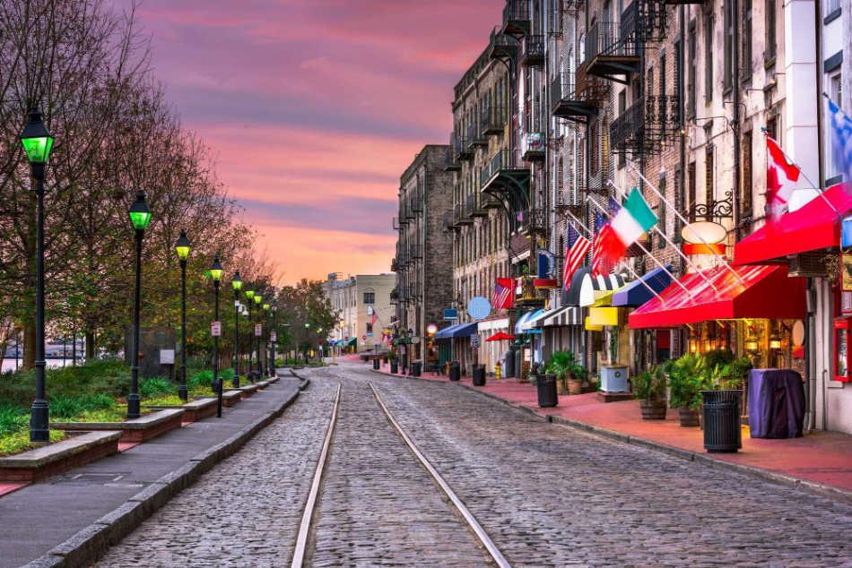 savannah street.