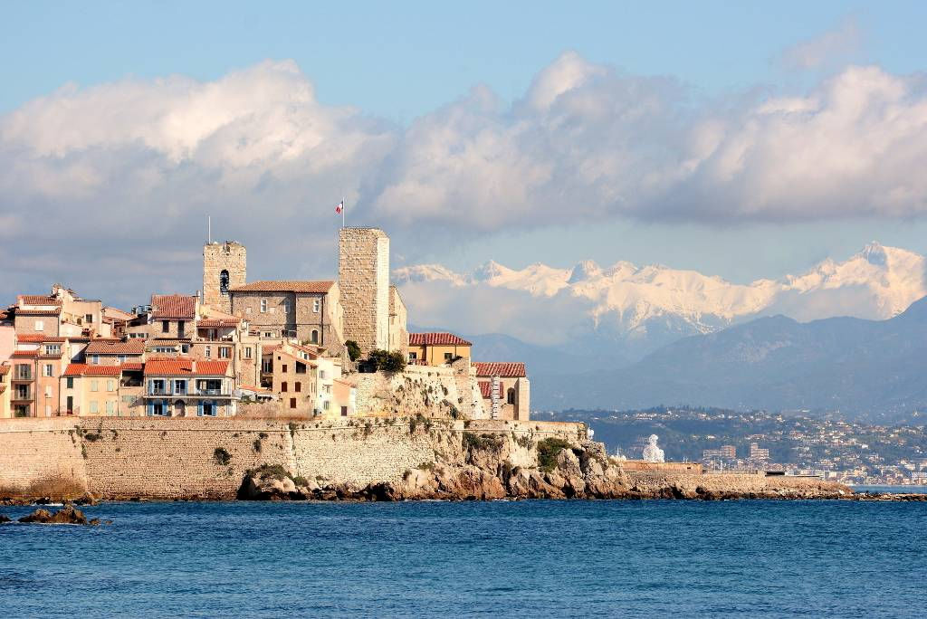 Antibes, Provence.