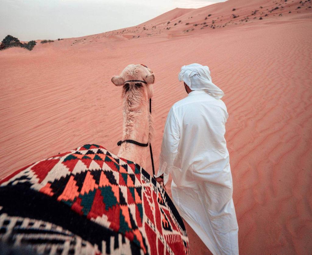 kandura in Dubai.