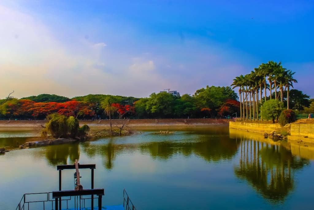 park in Bengaluru.