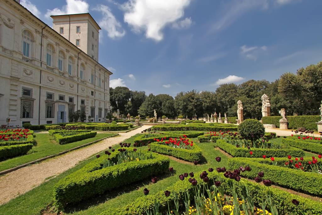 Villa Borghese.
