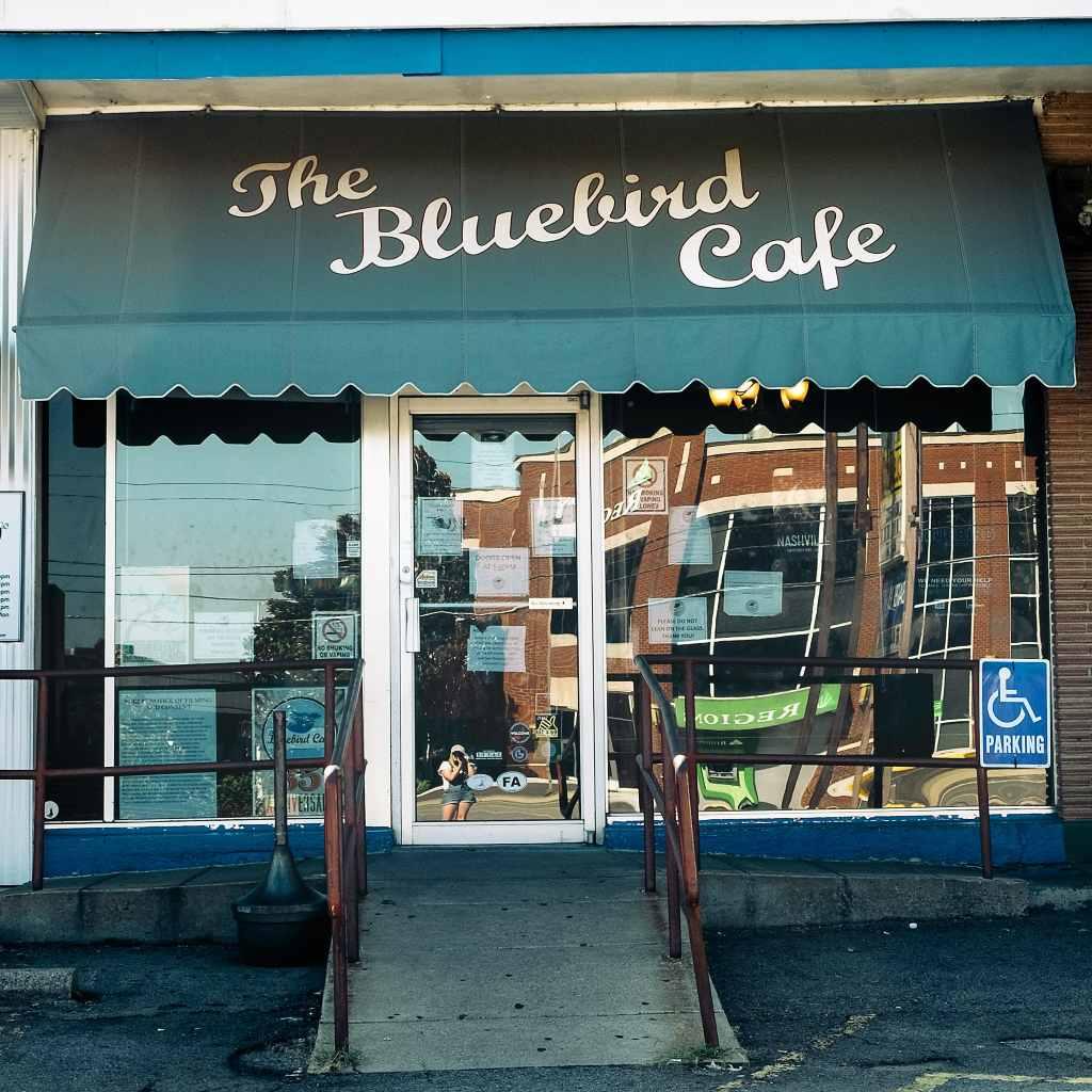 Bluebird cafe in nashville.