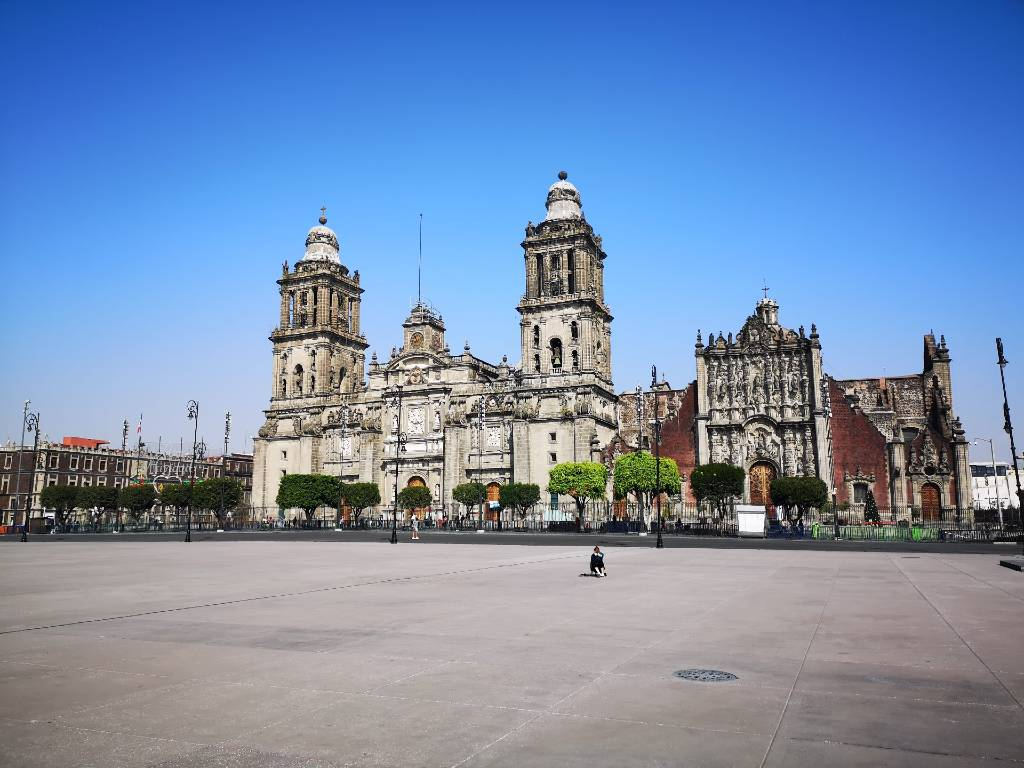 Mexico City Zócalo