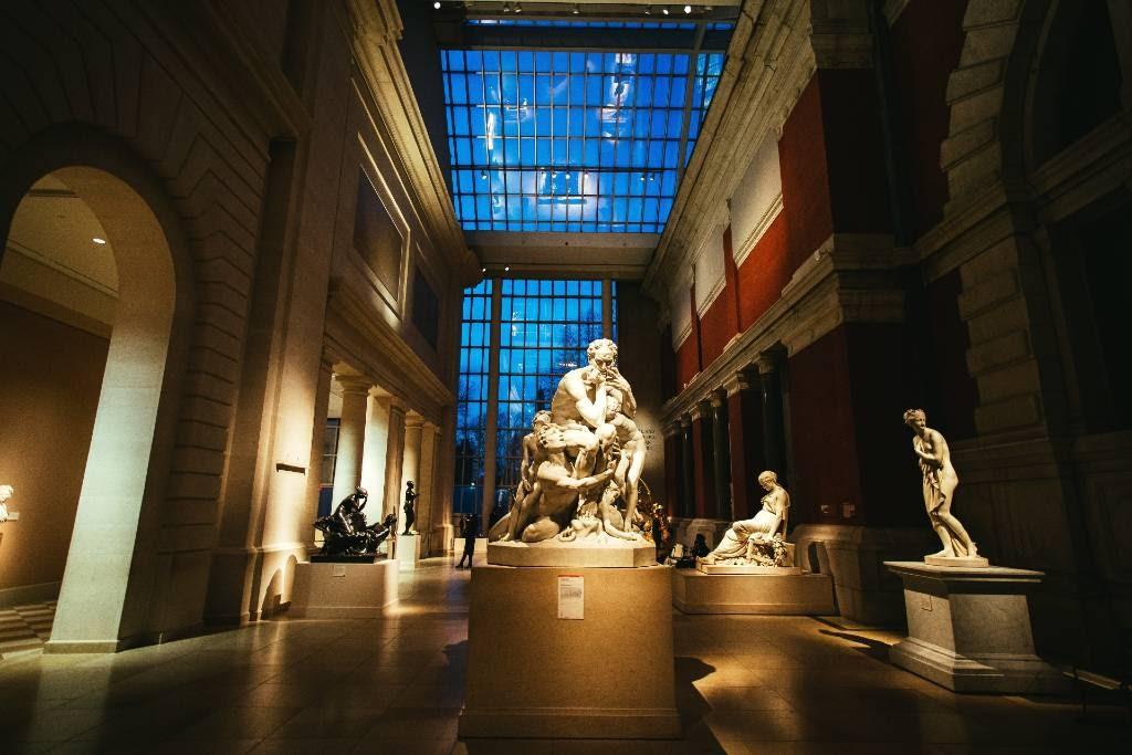 Met museum in NYC.