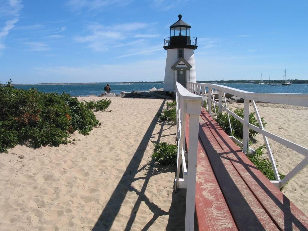 Cape Cod lighthouse.
