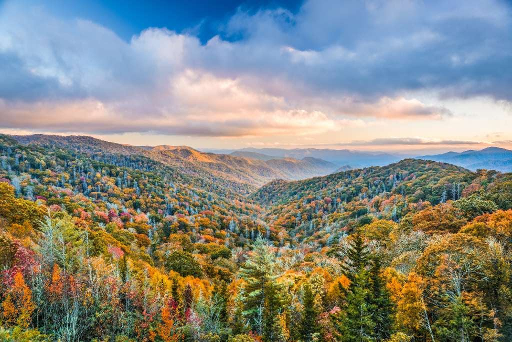 Great Smoky Mountains National Park..