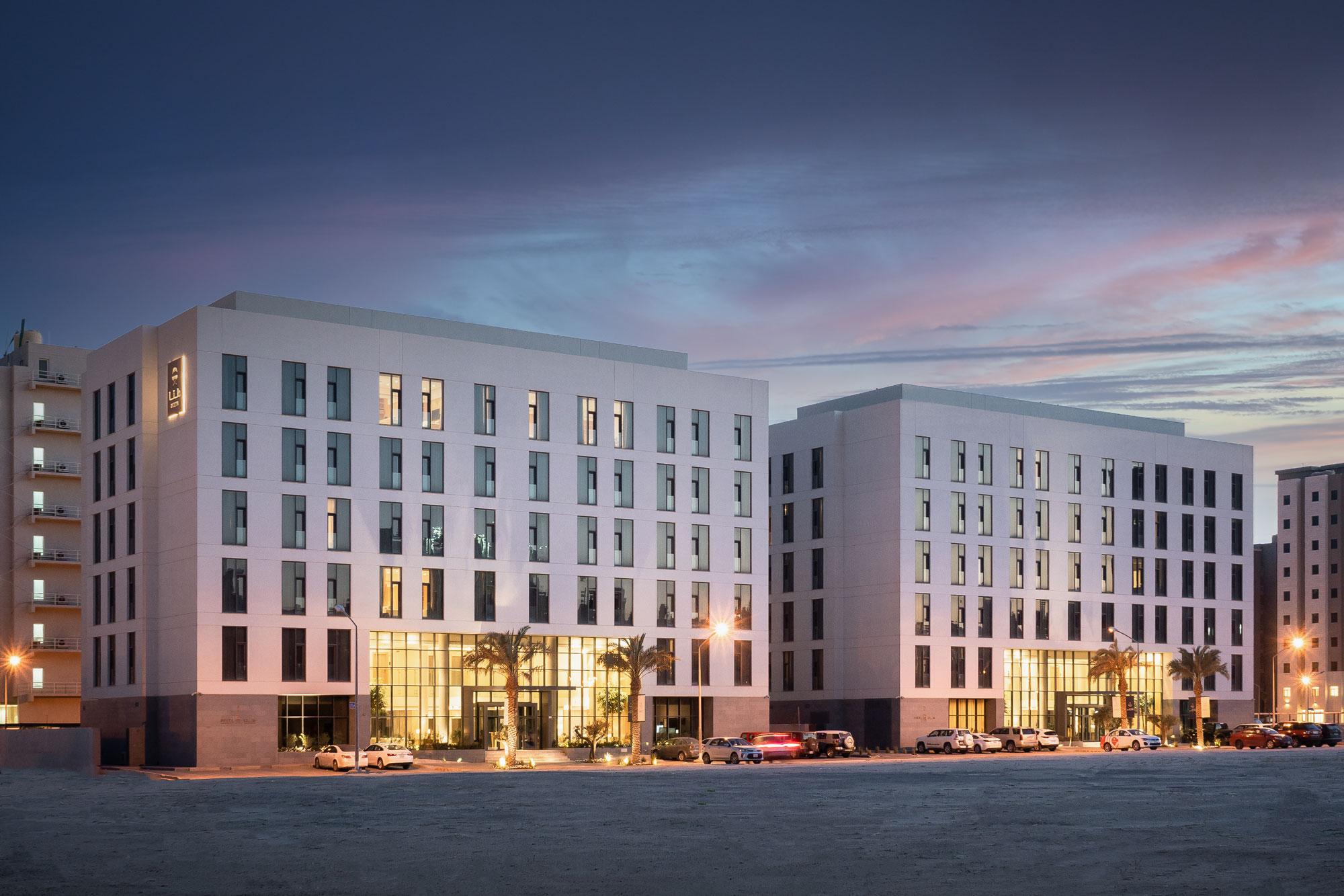 Delta Hotel Apartments buildings image