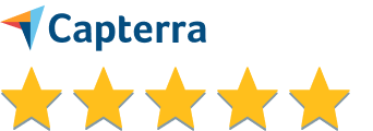 Capterra Logo 5 star