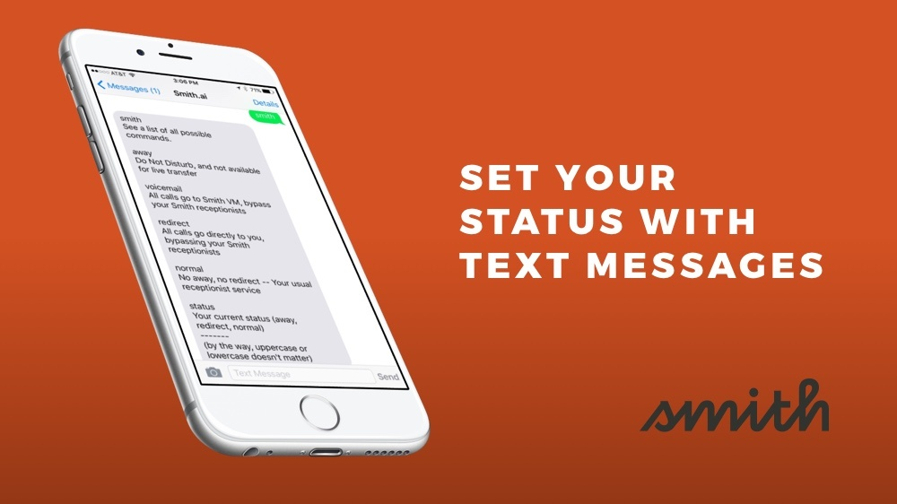 SMS: A Simpler, More Efficient Way to Provide Real Time Status Updates