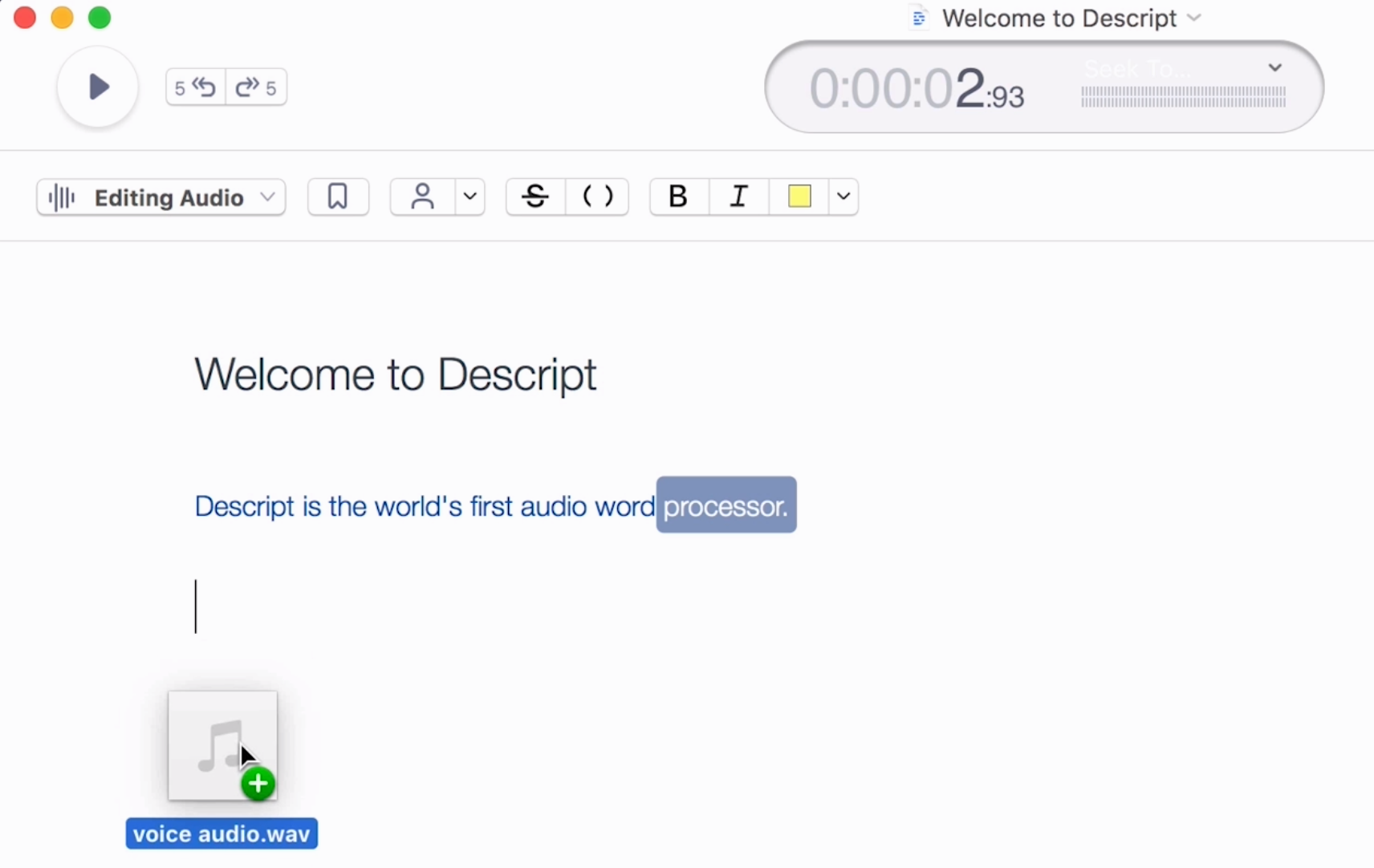 Keypad + Descript: The Best Way to Record and Transcribe Business Calls