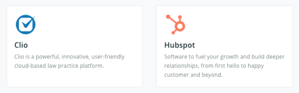 Smith.ai Live Chat Now Integrates with Clio and HubSpot!