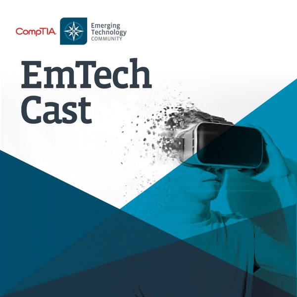 Jim Hamilton Hosts Smith.ai's Maddy Martin on EmTech Cast: A Brighter Future with AI