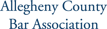 Allegheny County Bar Association