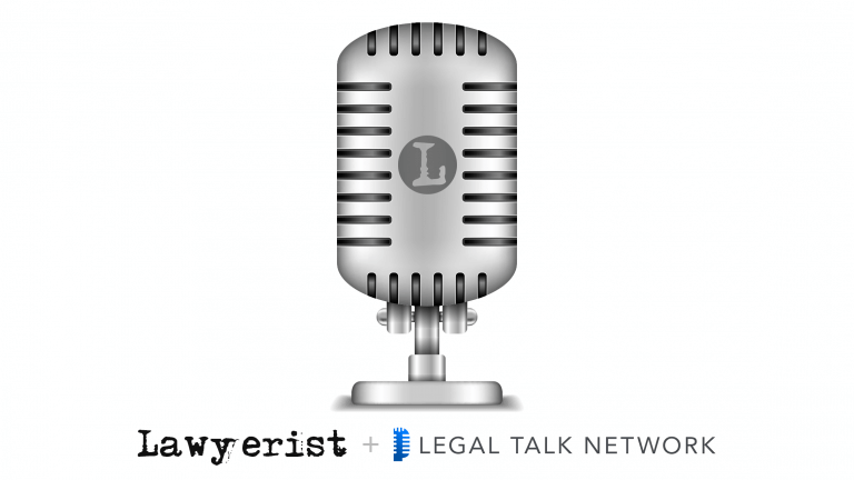 Sam Glover Hosts Smith.ai's Maddy Martin on Lawyerist Podcast