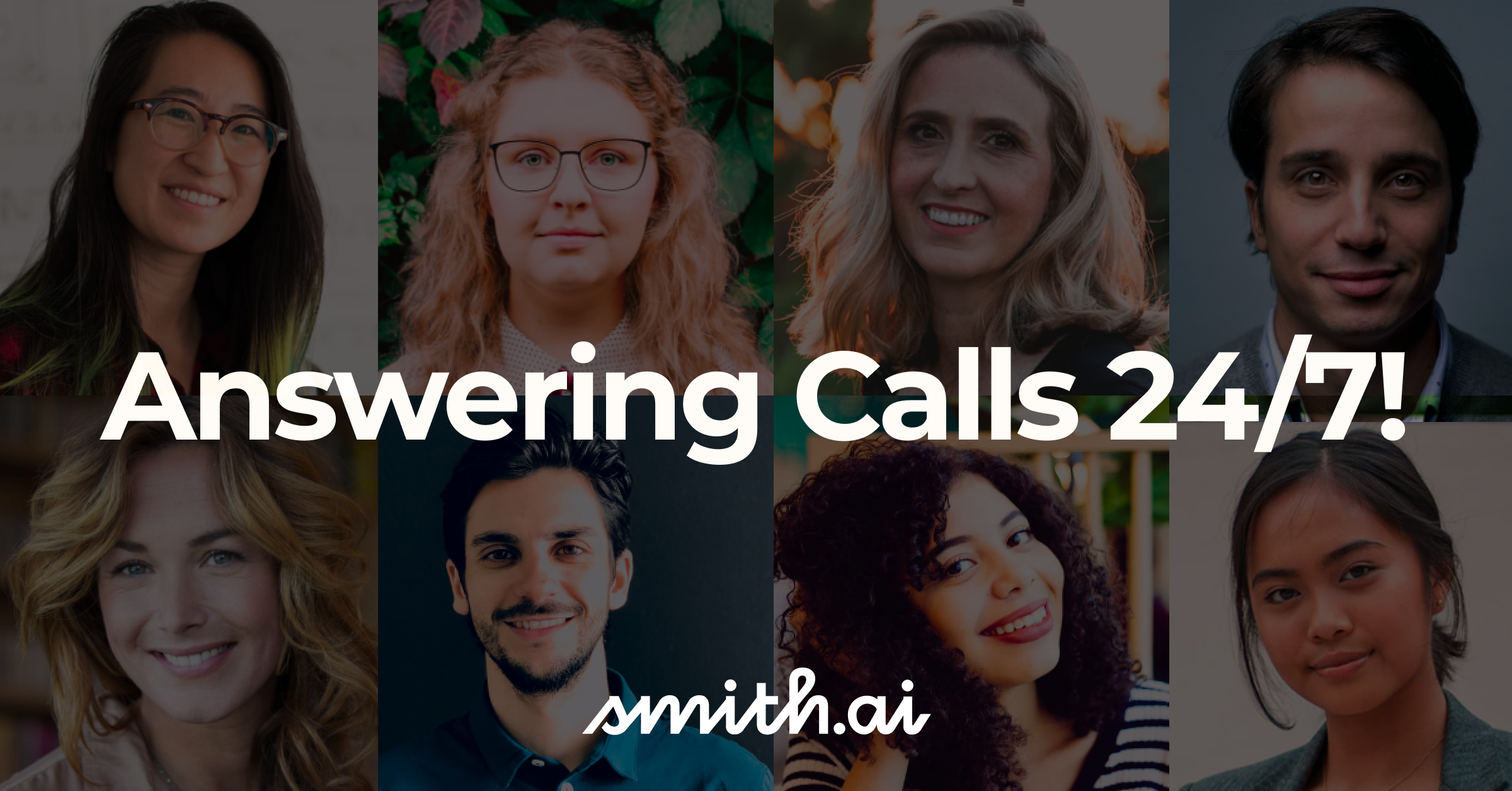 Smith.ai Virtual Receptionists Now Answer Calls 24/7!