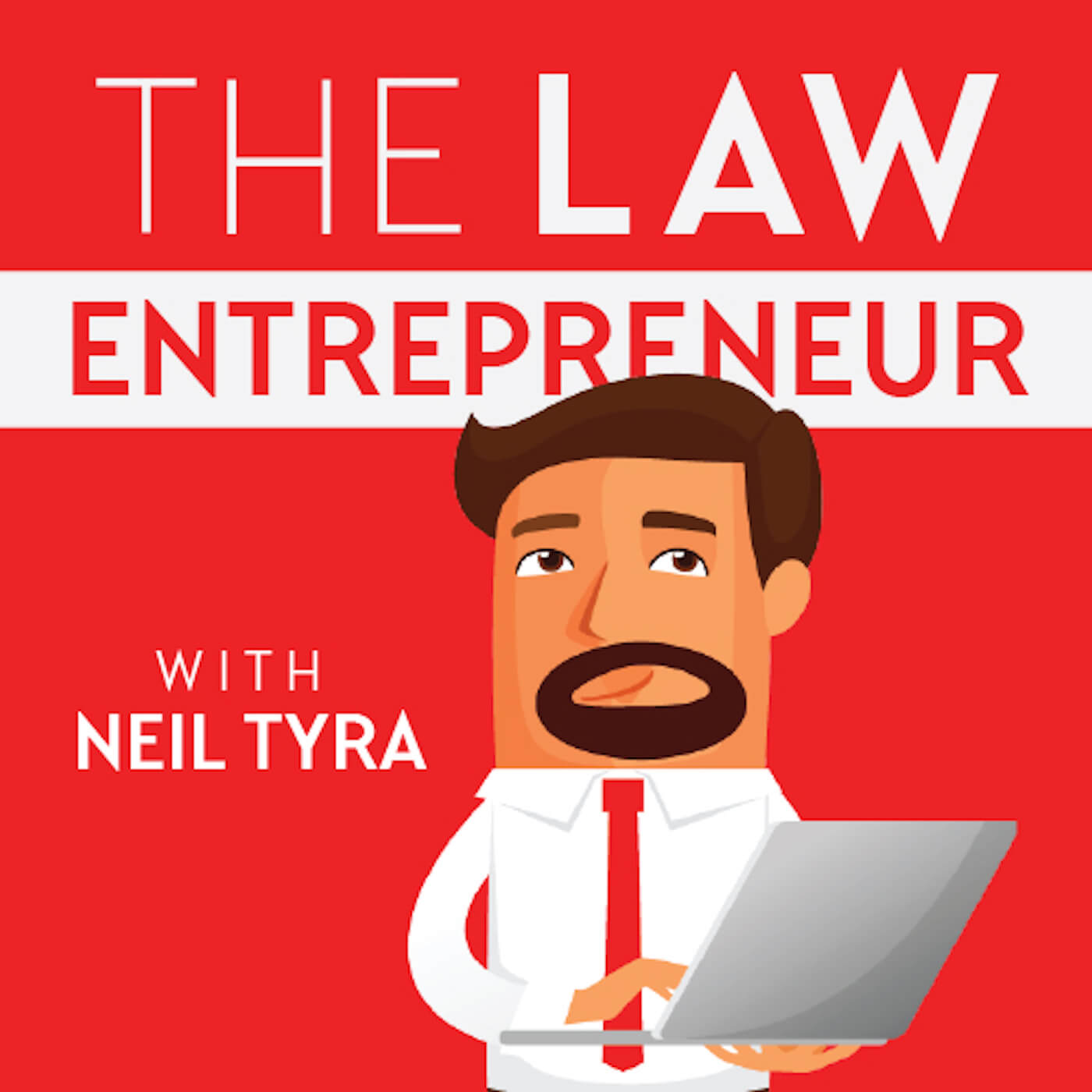 The Law Entrepreneur book cover