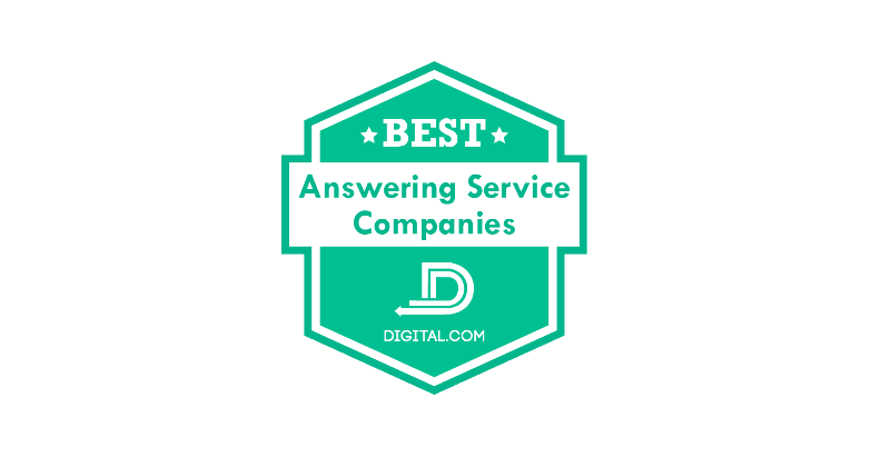 Smith.ai Named One of the Best Answering Service Companies of 2021 by Digital.com
