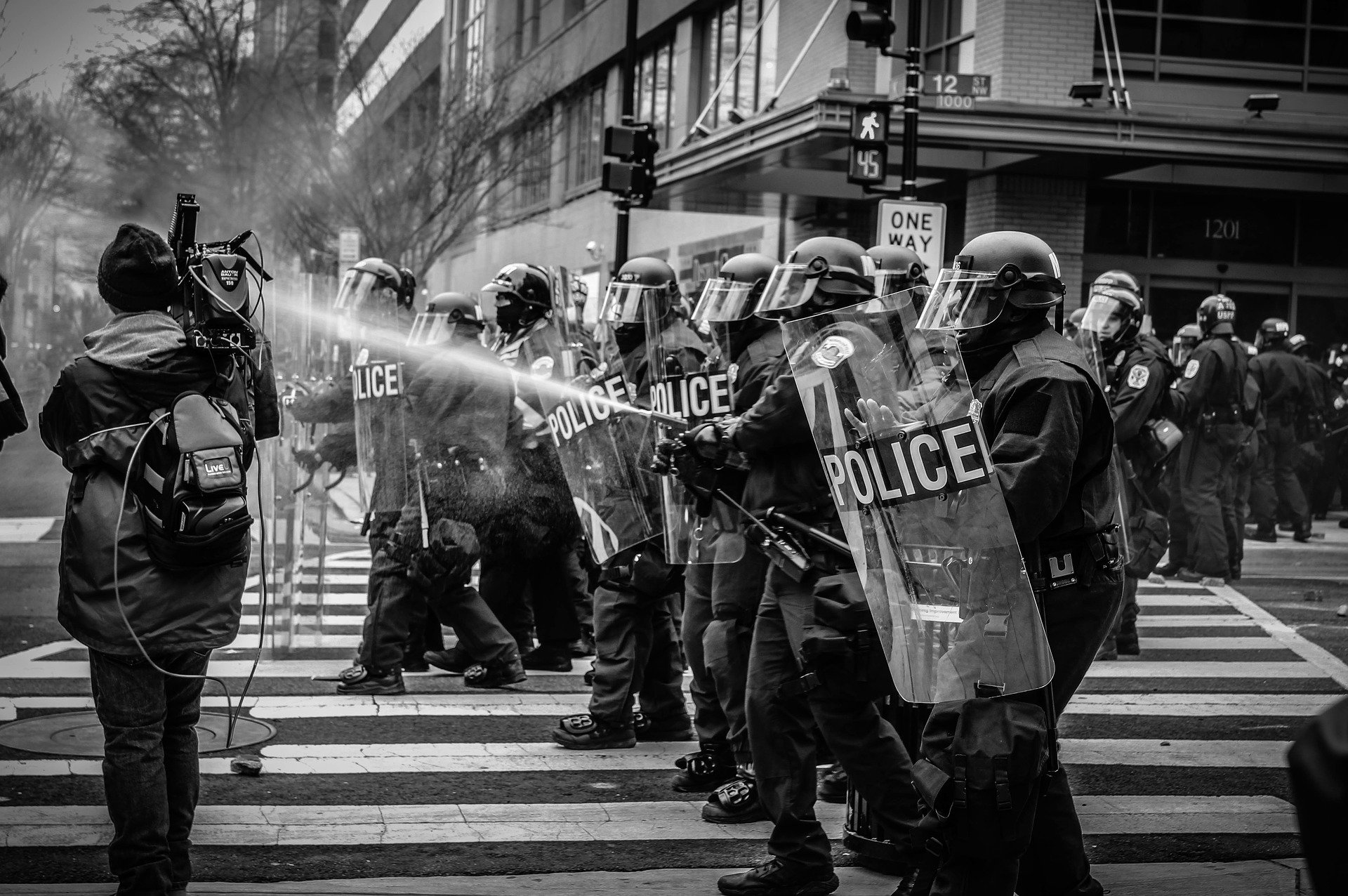 Master Class: Know Your First Amendment & Protesting Rights