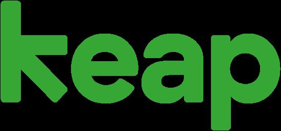 Keap software logo