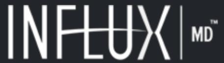 InfluxMD logo