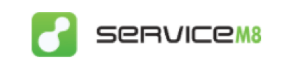 Service M8 logo