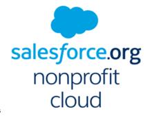 Salesforce Nonprofit Cloud logo