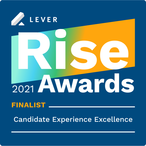 Smith.ai Has Been Named as a Finalist by Lever's Rise Awards for Candidate Experience Excellence