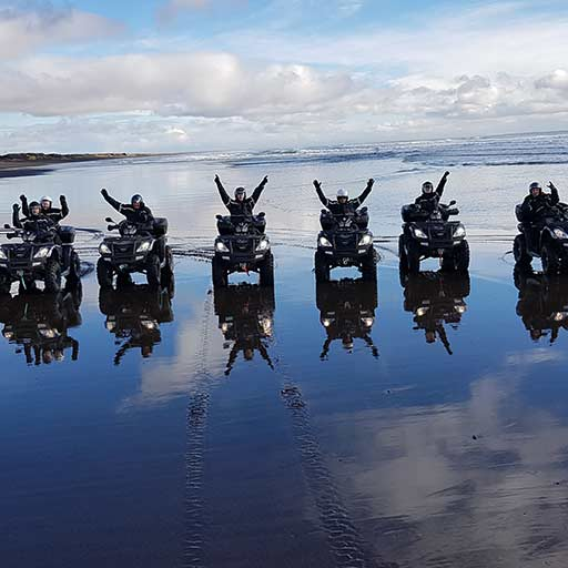 Black Beach Tours