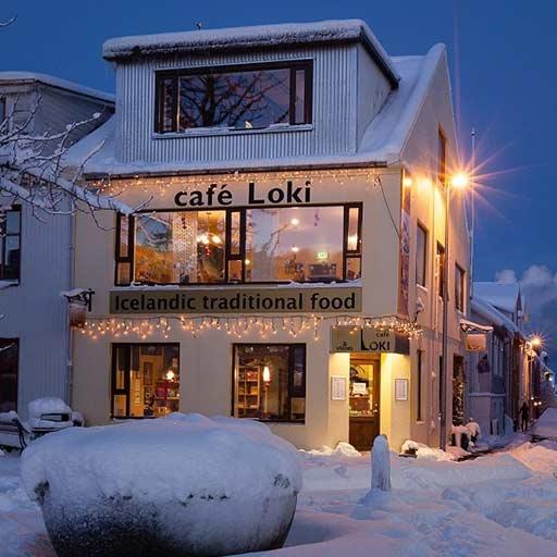Cafe Loki