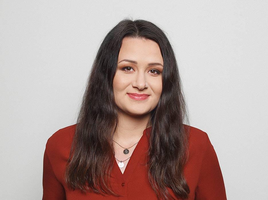 Heba Sigríður Kolbeinsdóttir