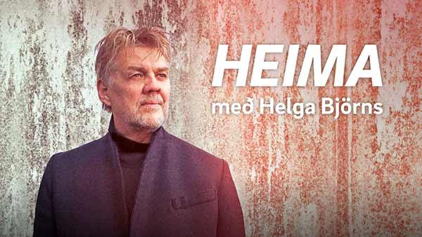 Heima með Helga