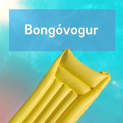 Bongóvogur