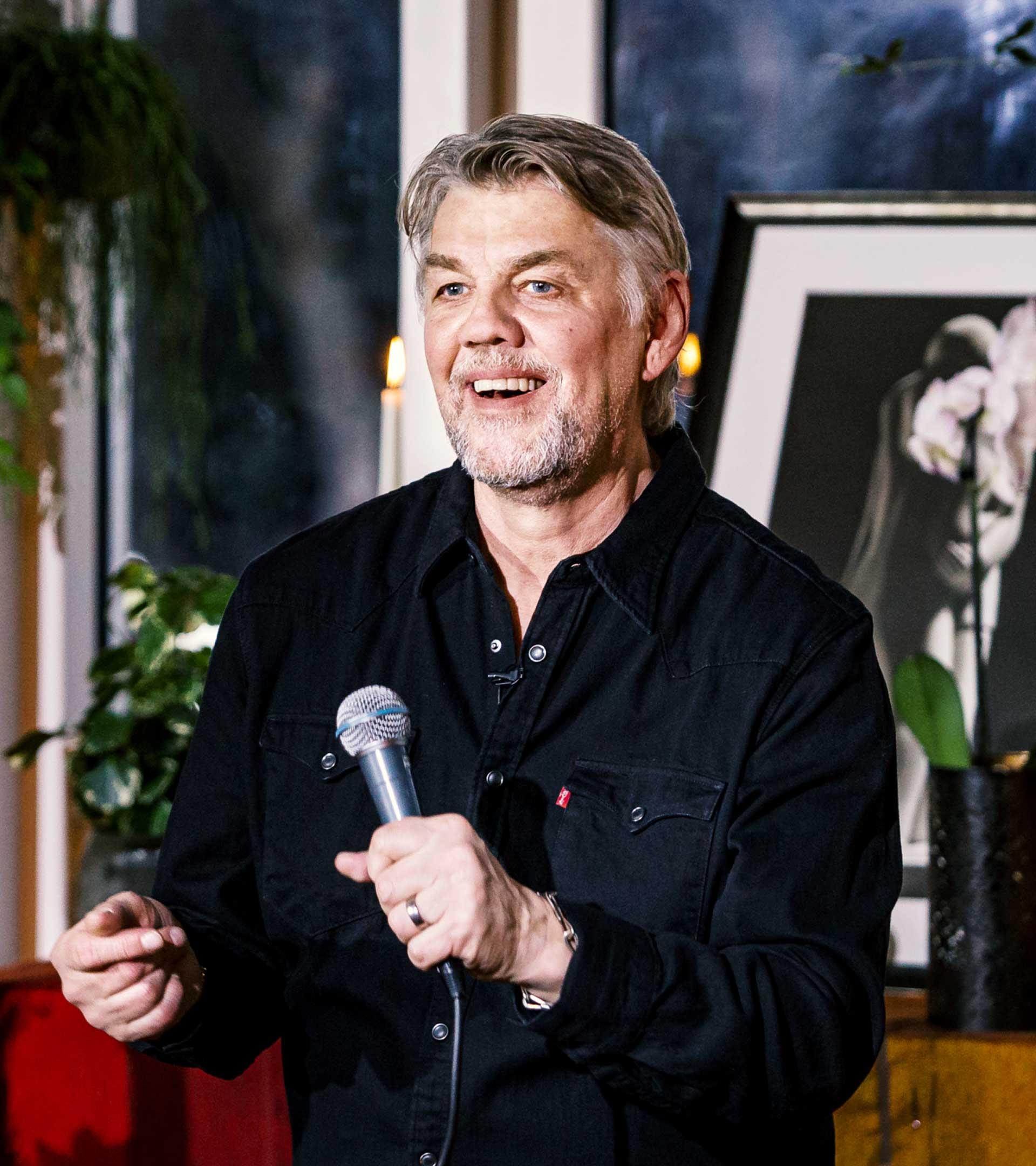 Helgi Björnss