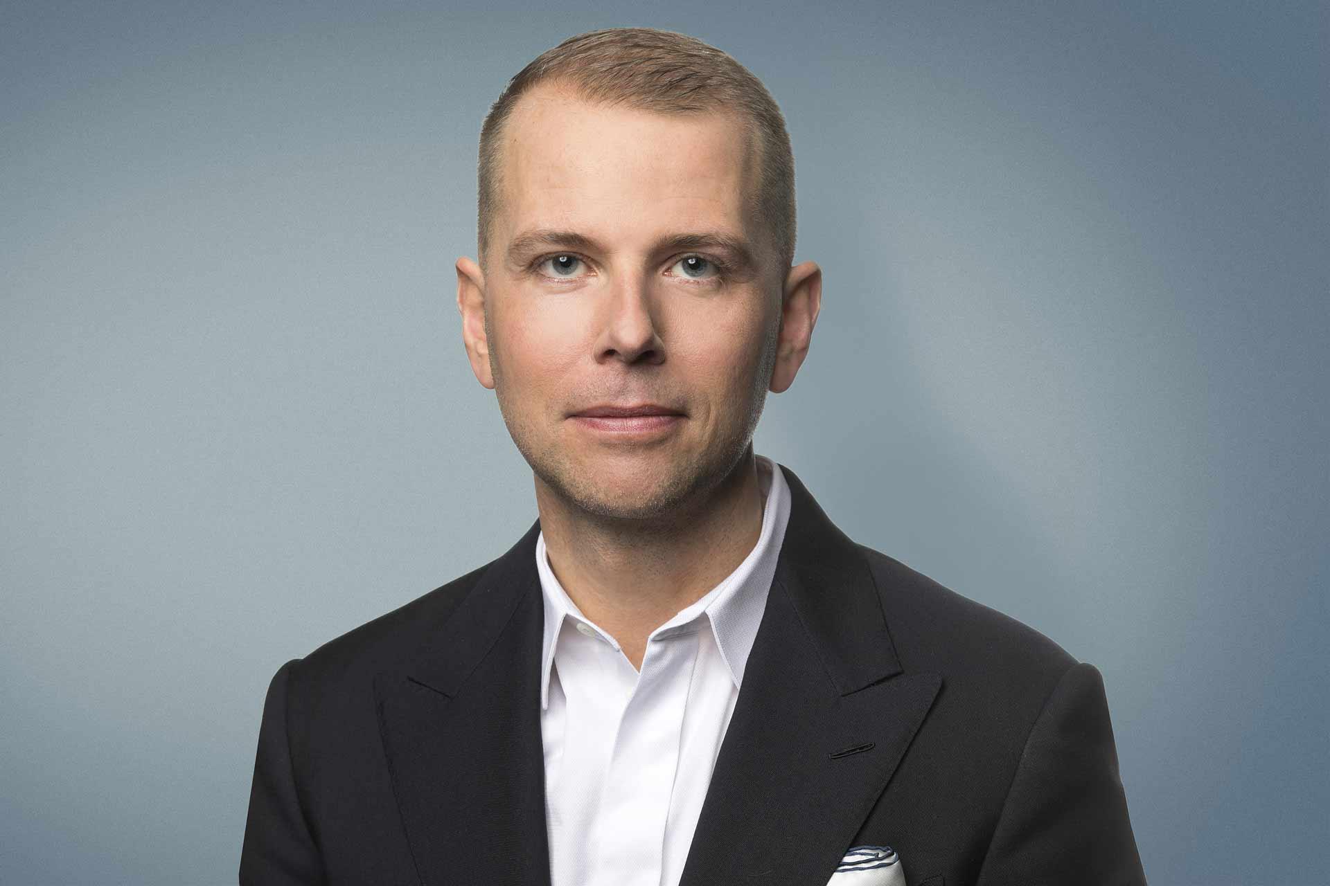 Jón Sigurðsson, stjórnarformaður