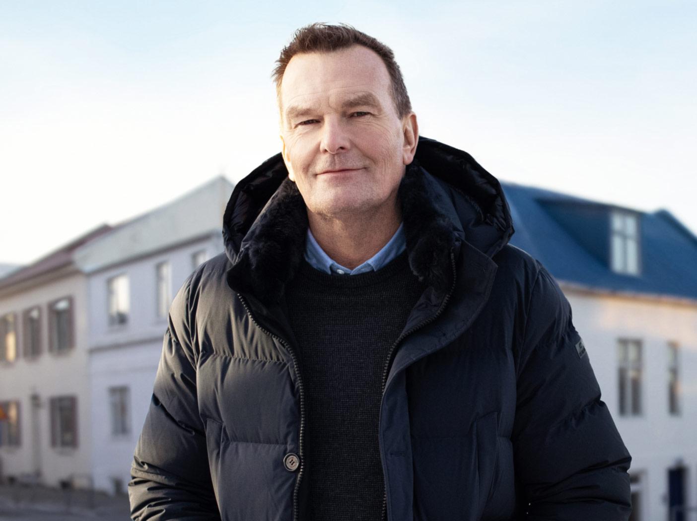 Ný þáttaröð Með Loga