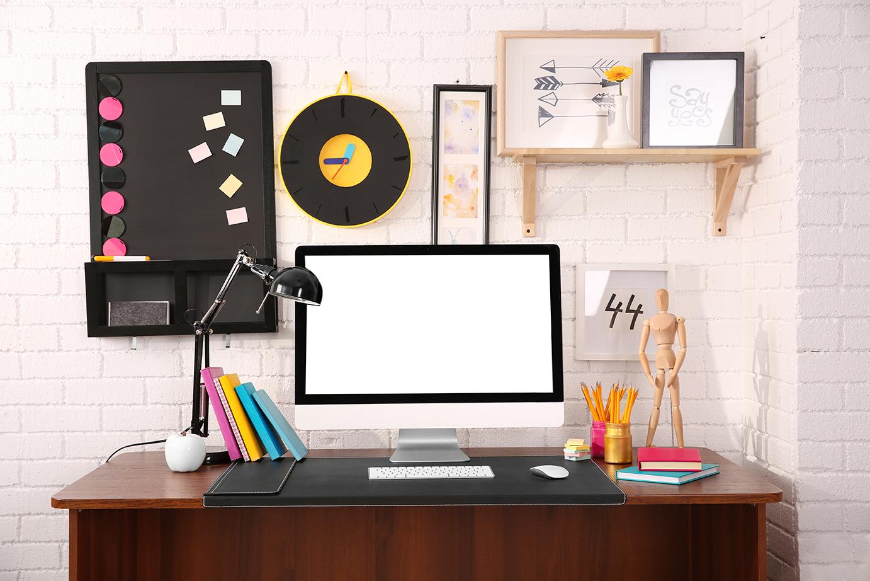 computer workstation ideas