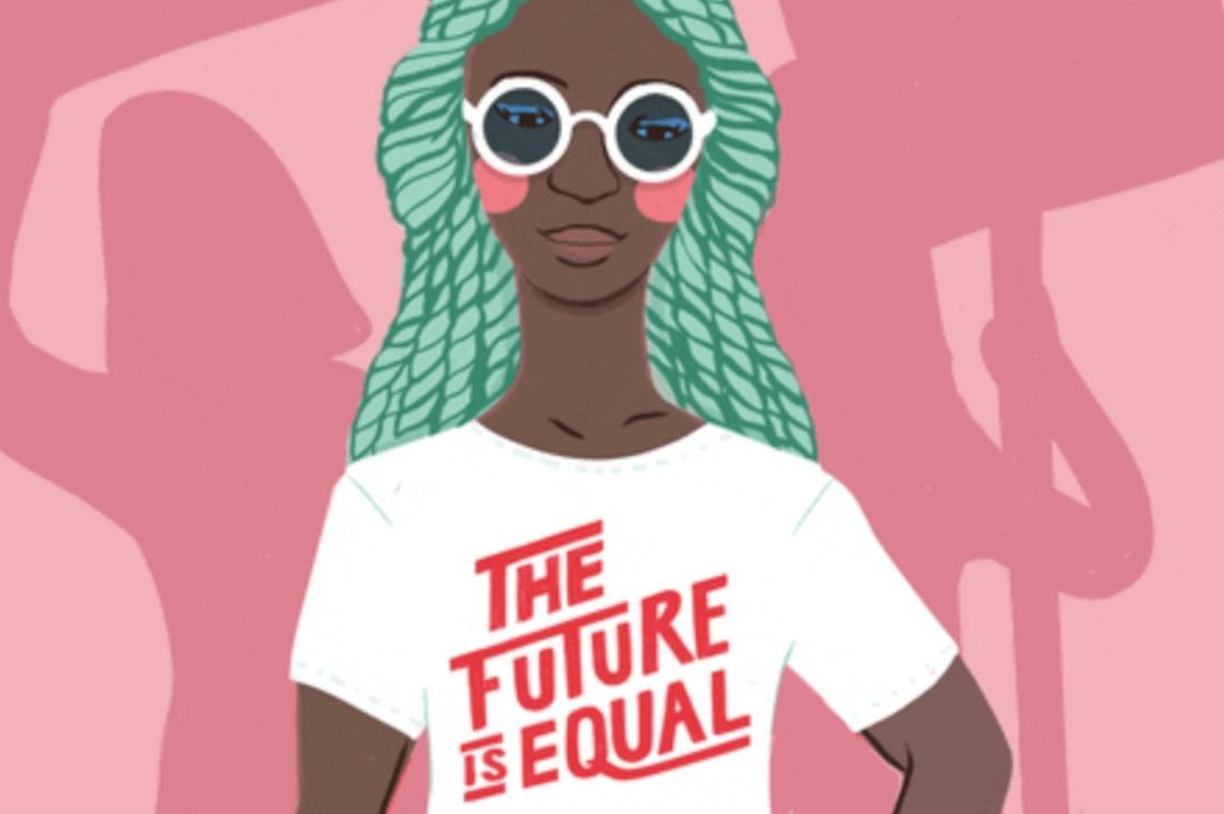 Women's Equality Day Graphic