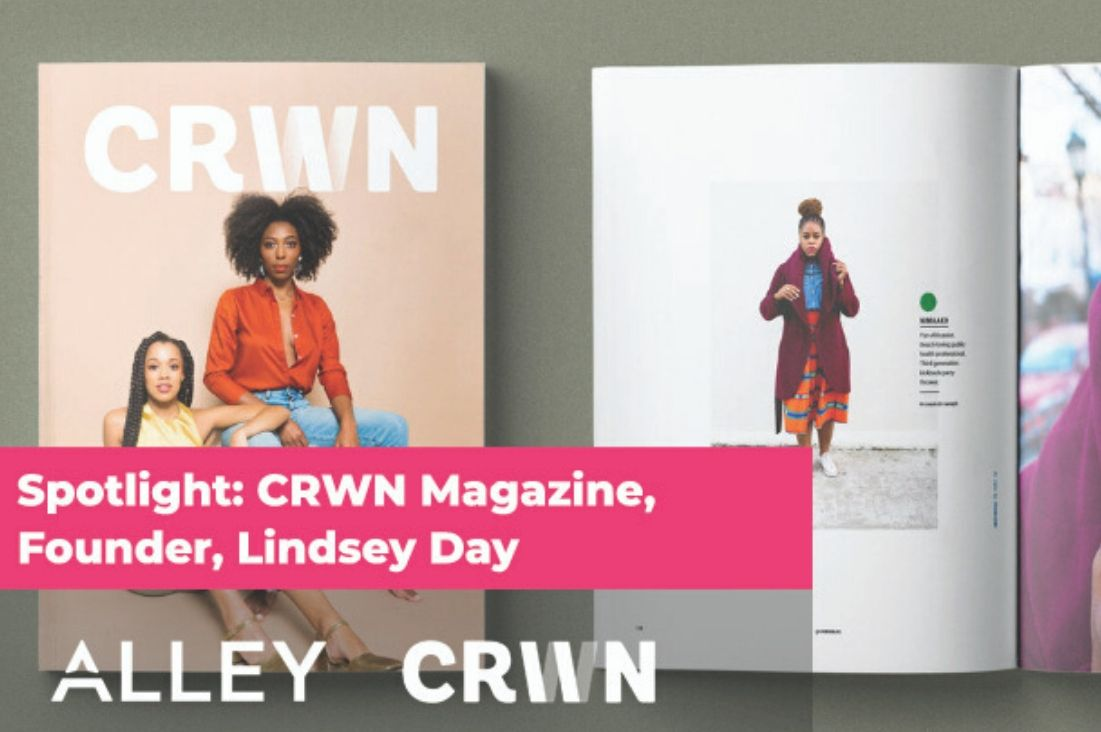CRWN: The Magazine Creating A Dialogue Around Natural Hair