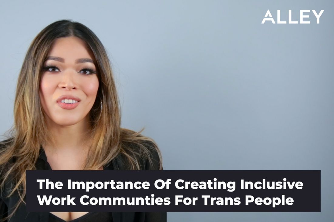 How Organizations Can Be More Inclusive To The Transgender Community