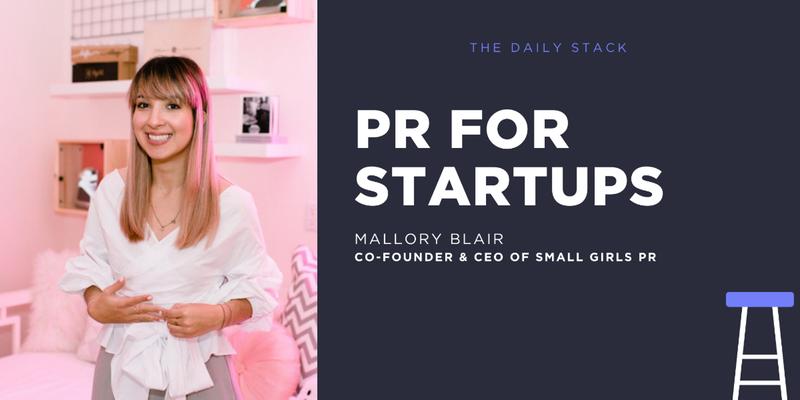 PR Strategies for Startups