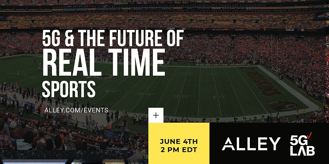 5G & The Future of Real Time Sports