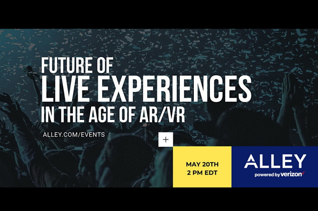Event Recap: Future of Live Experiences In The Age of AR/VR