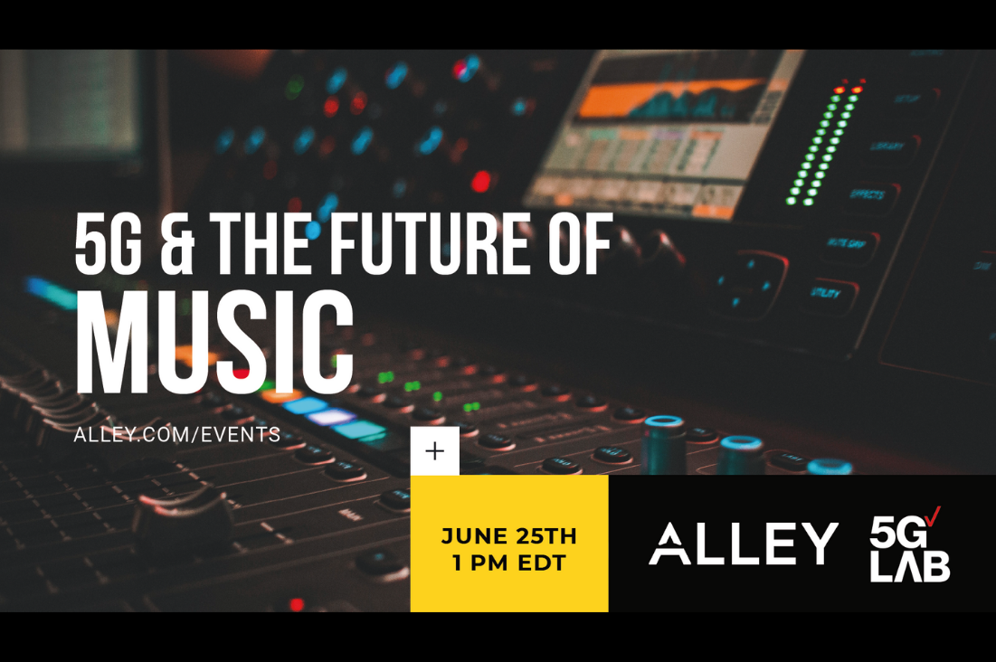 Event Recap: 5G & The Future of Music