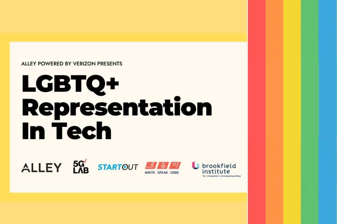 Event Recap: LGBTQ+ Representation in Tech